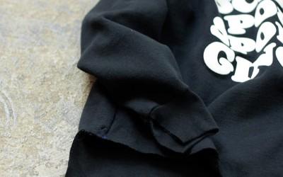 Custom Cut Off Logo Sweat