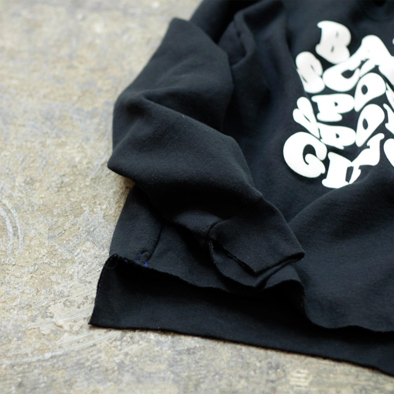 Custom Cut Off Logo Sweat