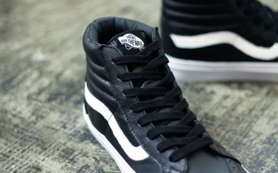 VANS Sk8-Hi Reissue Premium Leather