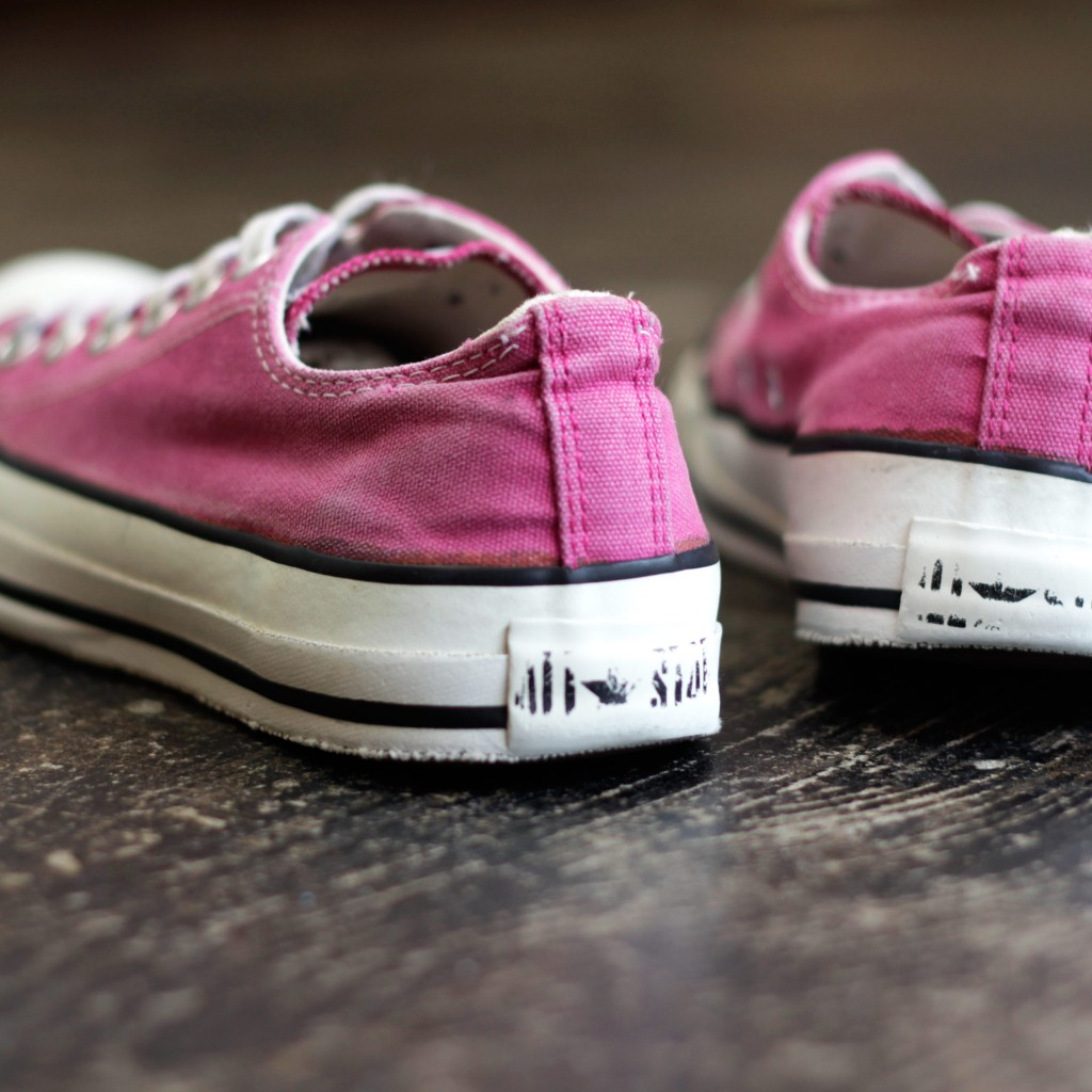 CONVERSE 90's Vintage All Star Low