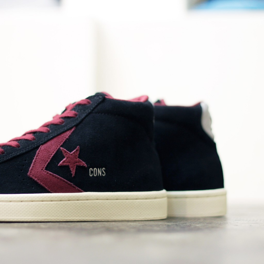 CONS PRO LEATHER SUEDE