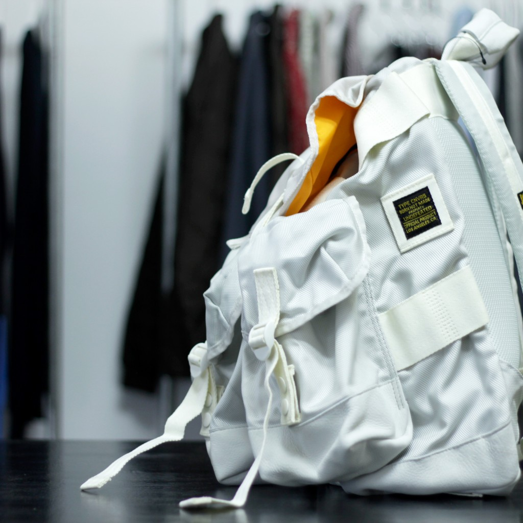 UNDETEATED × CONVERSE ALICE Ballistic Back Pack