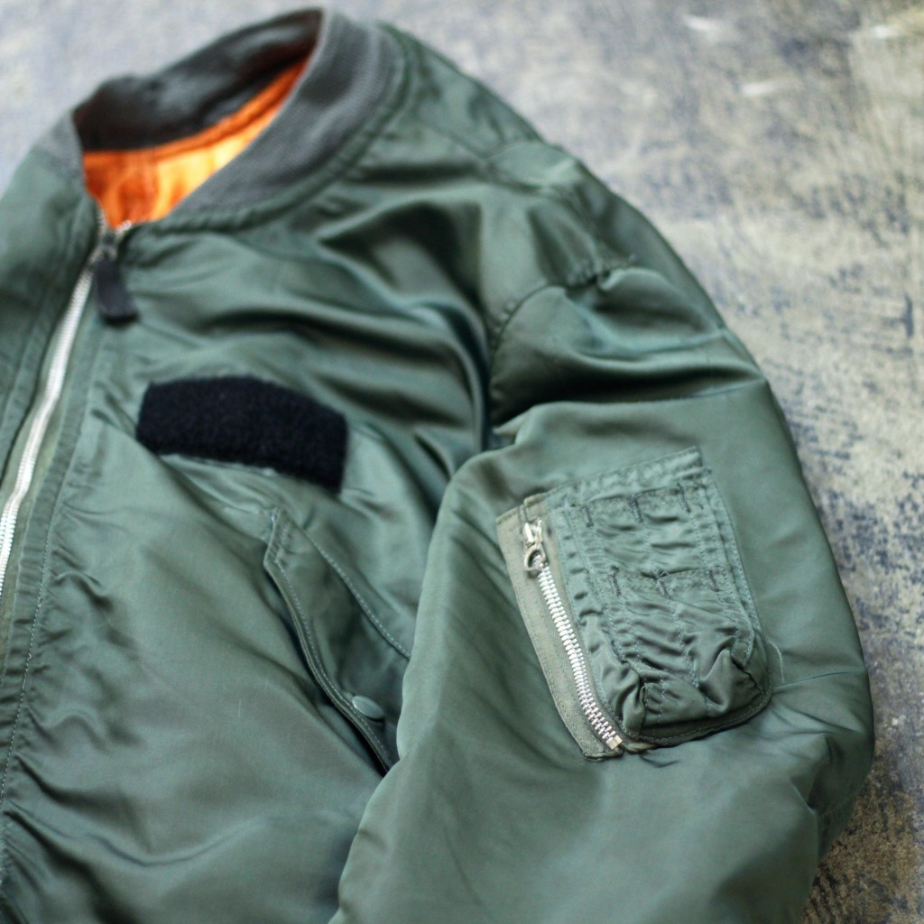 ALPHA INDUSTRIES Vintage Military 72's L-2B