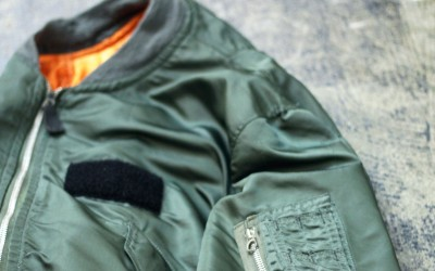 ALPHA INDUSTRIES Vintage Military 72′s L-2B