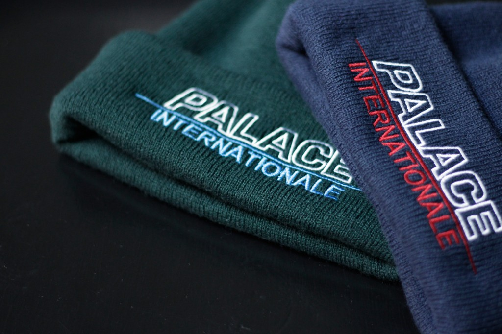 PALACE Skateboards Knit Watch