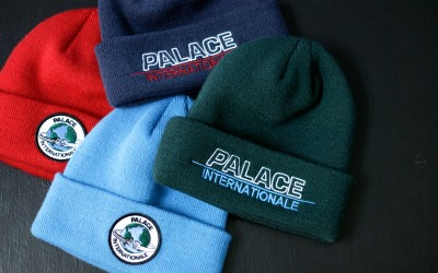 PALACE Skateboards Knit Beanie