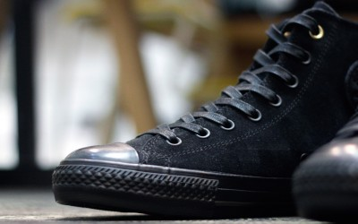 "CONS CTAS PRO HI SUEDE ""BLACK OUT"""