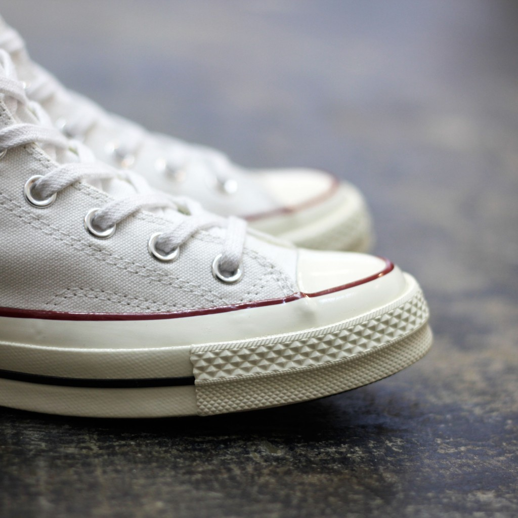 "CONVERSE First String 1970 Chuck Taylor Hi ""OPTICAL WHITE"""