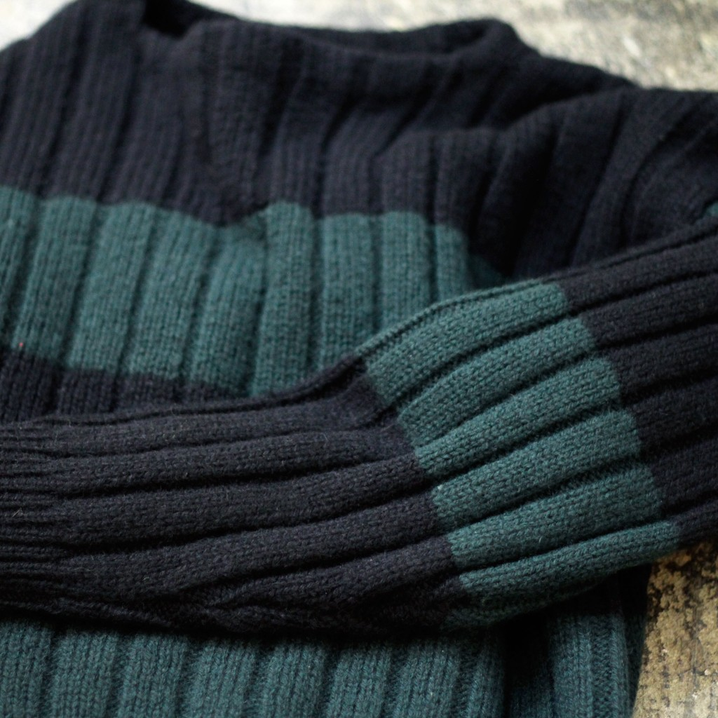 OLD POLO SPORT Border Knit