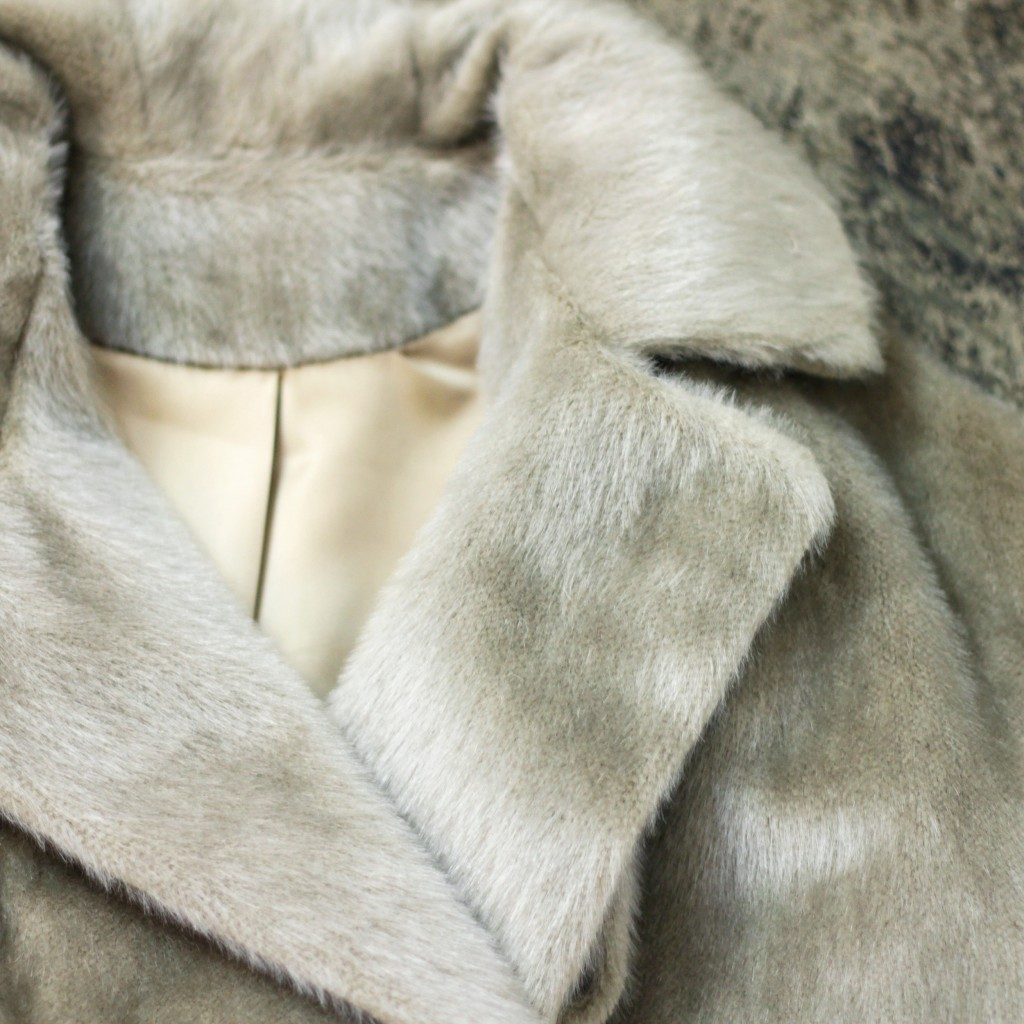 Sutton Place Vintage 1960's Fur Coat
