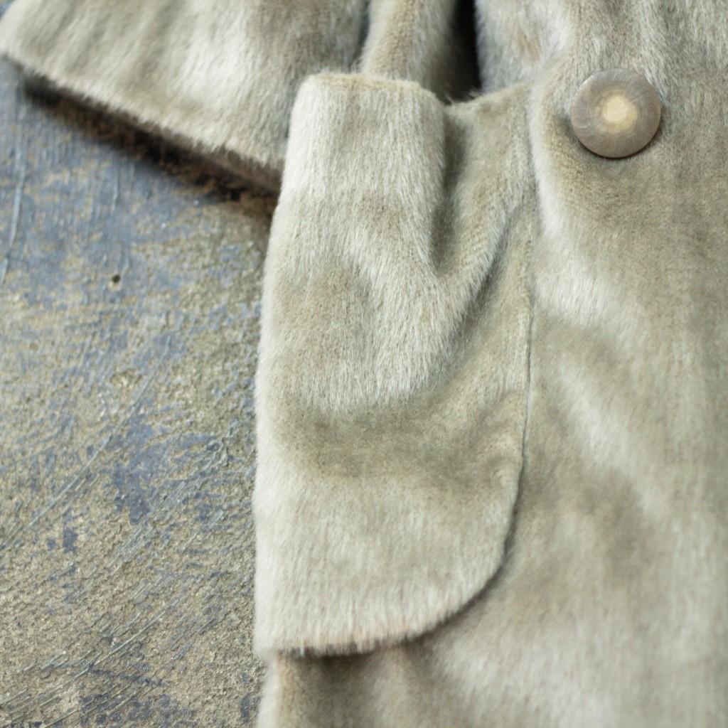 Sutton Place Vintage 1960's Fur Coat