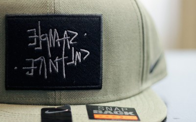 Mo'Wax × NIKE Lab by James Lavelle Snap Back Cap
