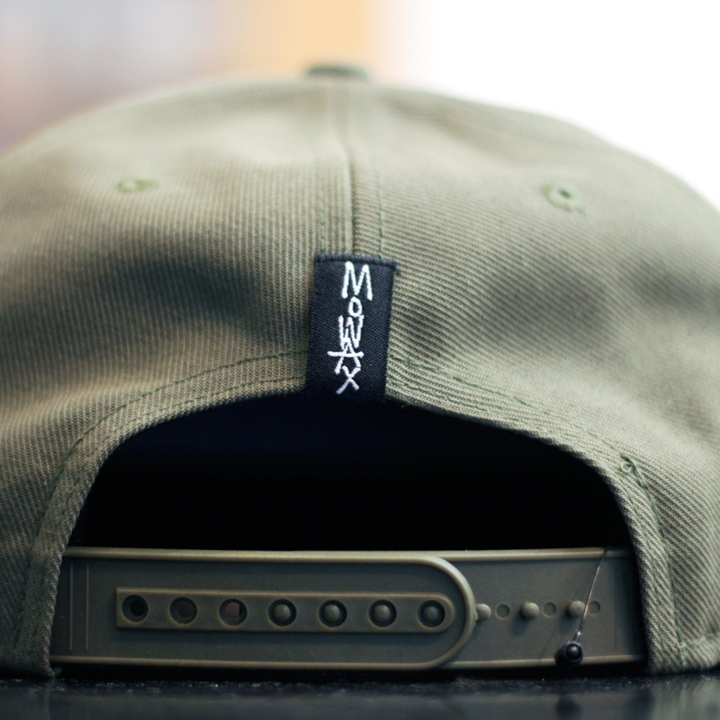 MO'WAX × NIKE by James Lavelle Snap Back Cap