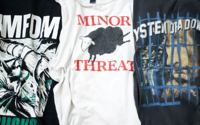 Vintage Band T-Shirt.