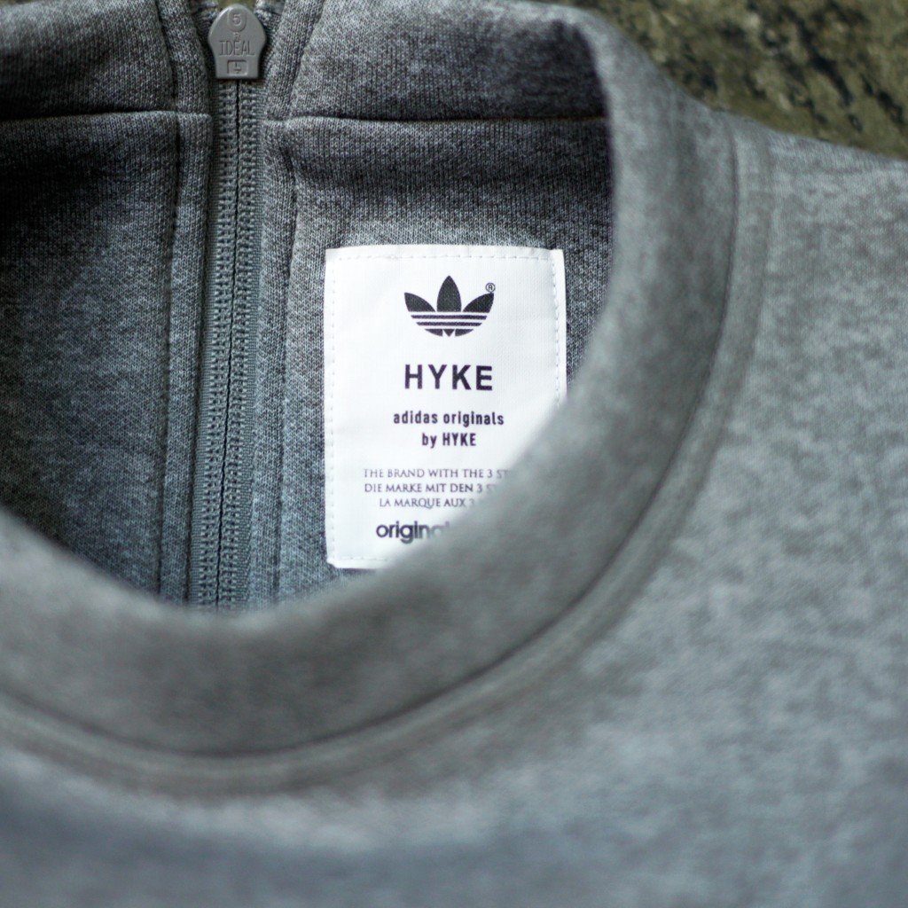adidas Originals by HYKE Logo Crew Sweat