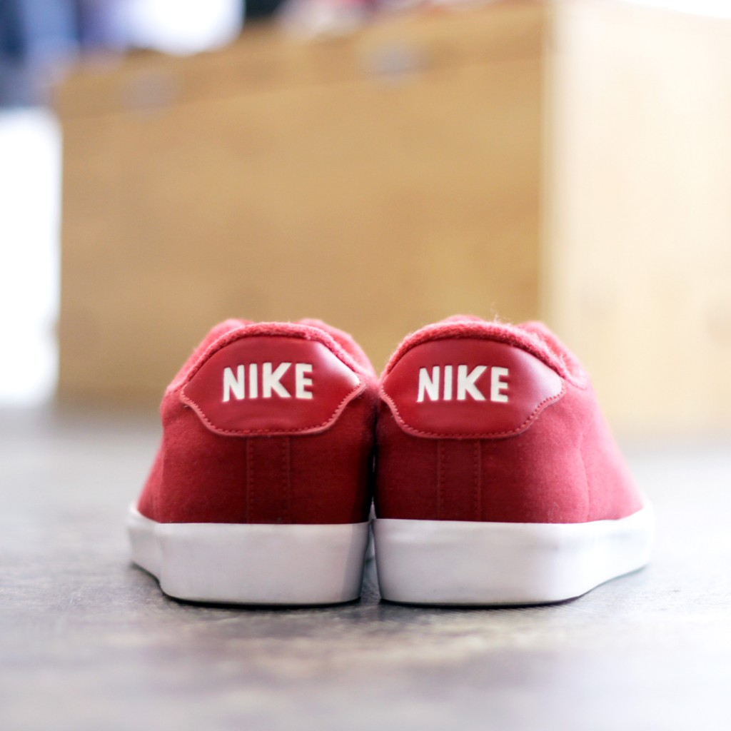 NIKE×fragment design Air Zoom All Court Low