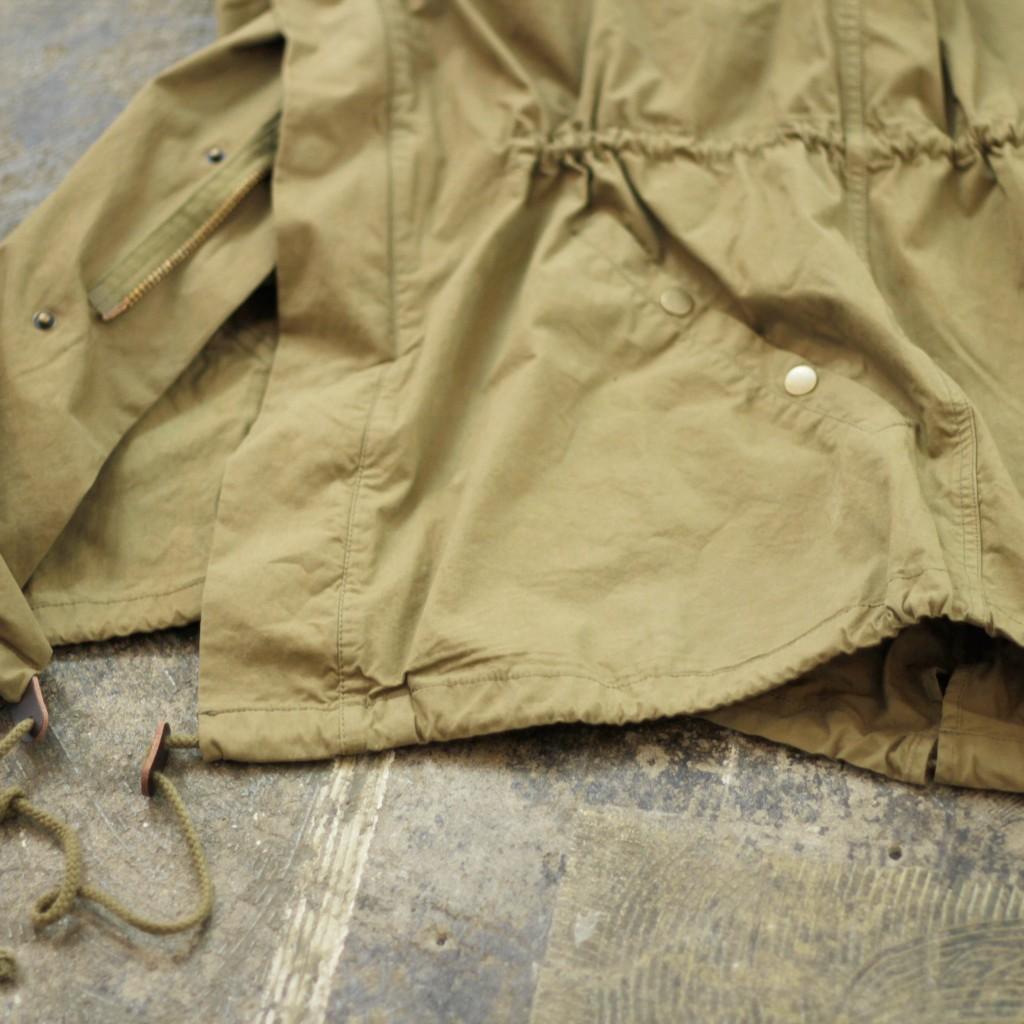 CAPULET Sleeveless Mods Coat