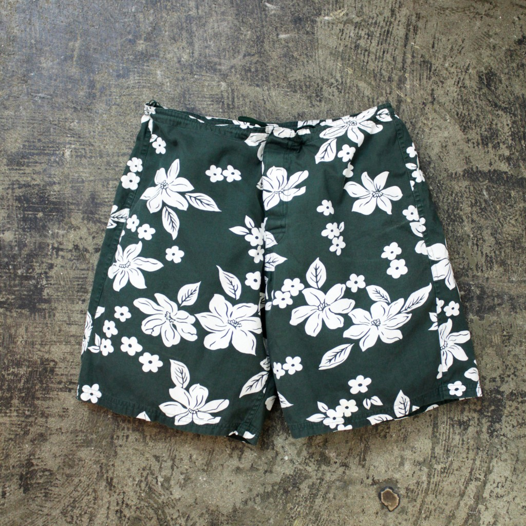 miu miu surf shorts