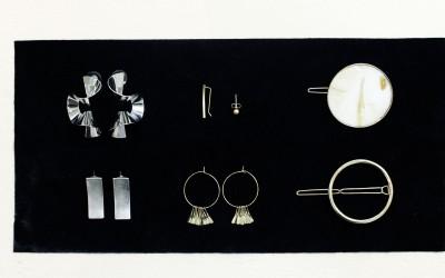 """Accessory """"Gold & Silver"""""""