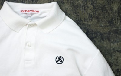 Richardson Logo Polo Shirt