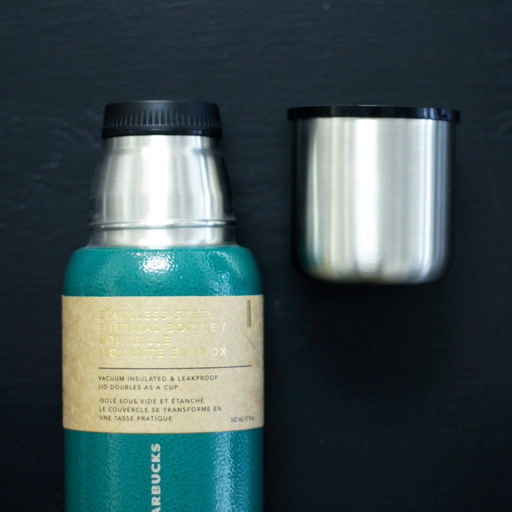 STANLEY × STARBUCKS Stainless Steel Thermal Bottle
