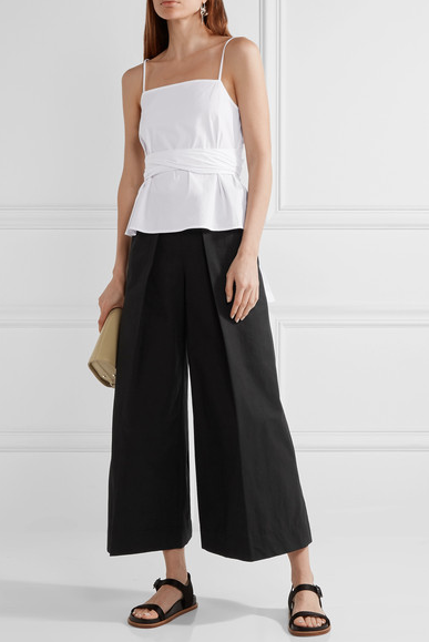ELIZABETH AND JAMES Long Wind Camisole