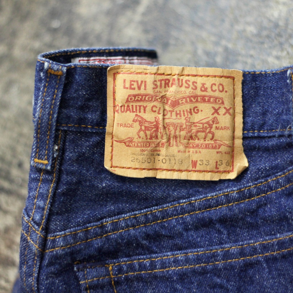 Levi's Vintage 501 80's Made in U.S.A