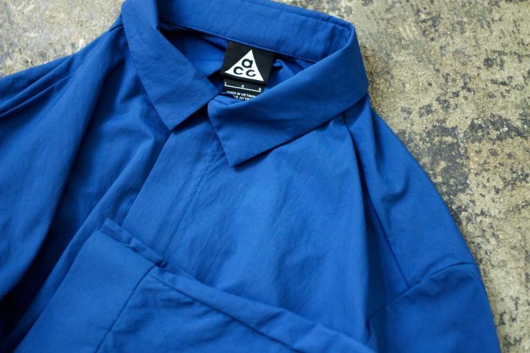 NIKE Lab ACG Zip Up Tech Shirt