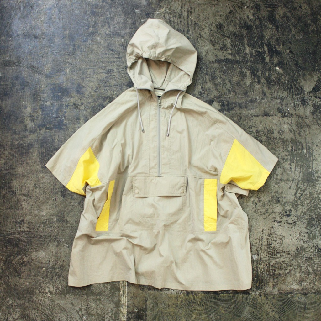 SEE BY CHLOE Over Silhouette Anorak Parka