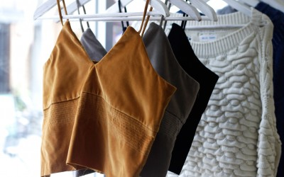 """by mo New Delivery """"Velvet Bustier"""""""