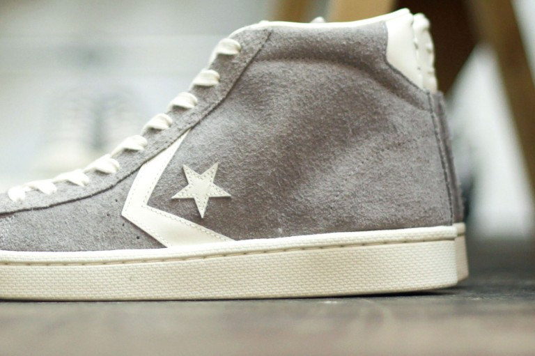 CONS PRO LEATHER 76 MID SUEDE