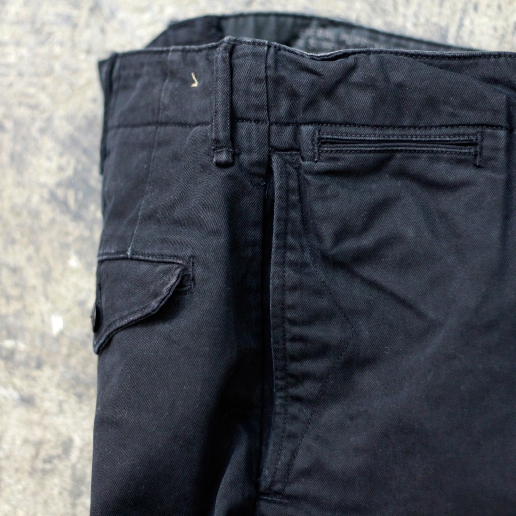 RRL Military Officer's Field Chino