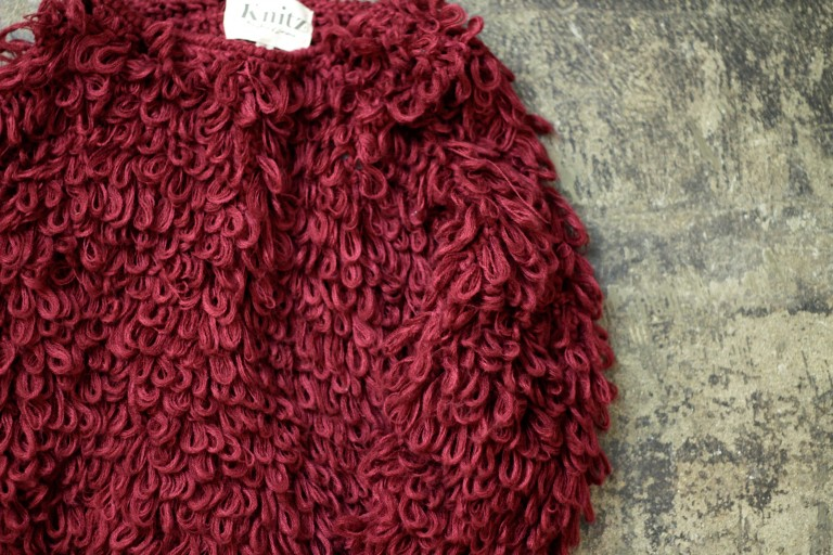 KNITZ Big Loop knit