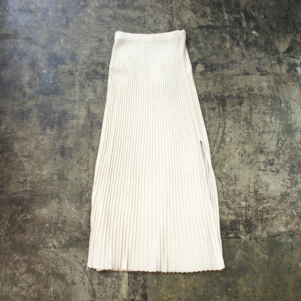 Elizabeth and james Rib Knit Long skirt
