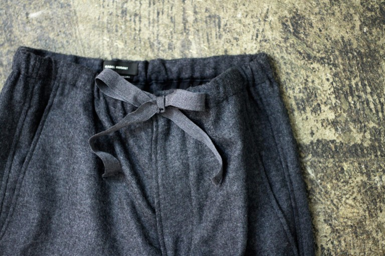ISABEL MARANT Wool Trousers