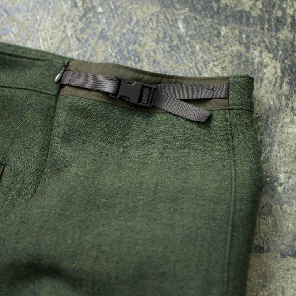vintage miumiu Belt Skirt