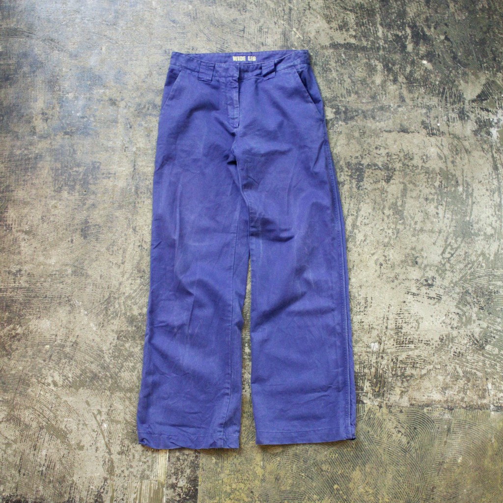 Masion Martin Margiela ⑥ Work Pants WIDE LEG
