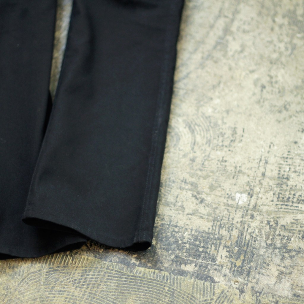 JUNYA WATANABE COMME des GARCONS MAN Black Trousers