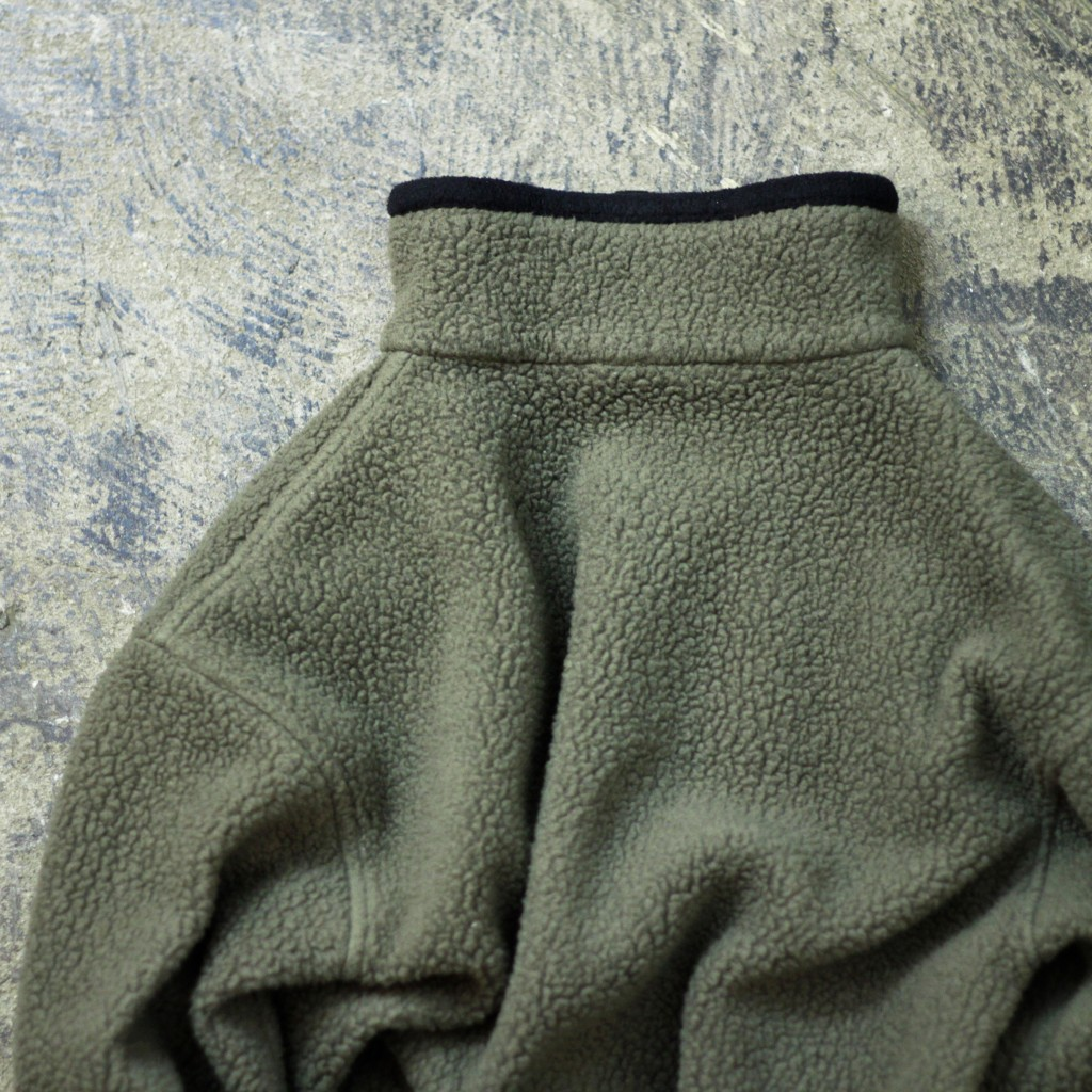 L.L. Bean Old Fleece Pull Over Jacket
