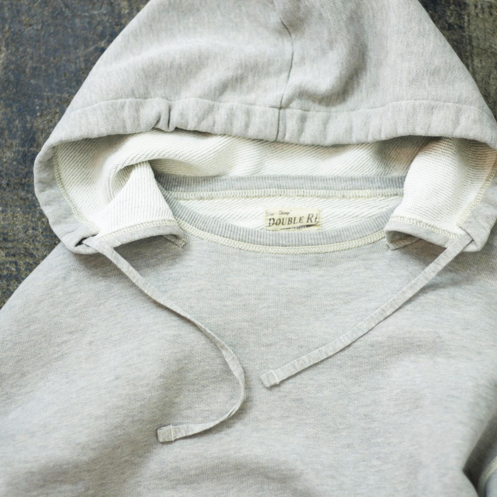 Double RL Attached Sweat Hoodie