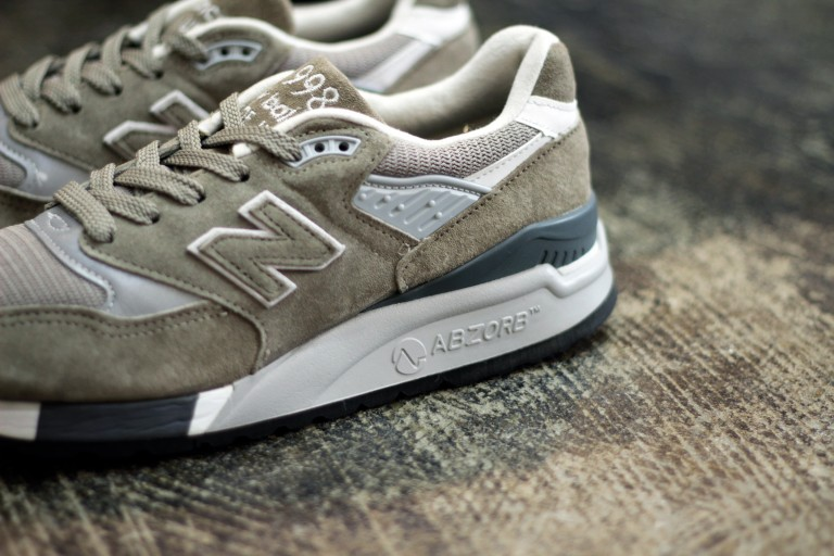 "NEW BALANCE 998 Made in USA ""Custom Model"""