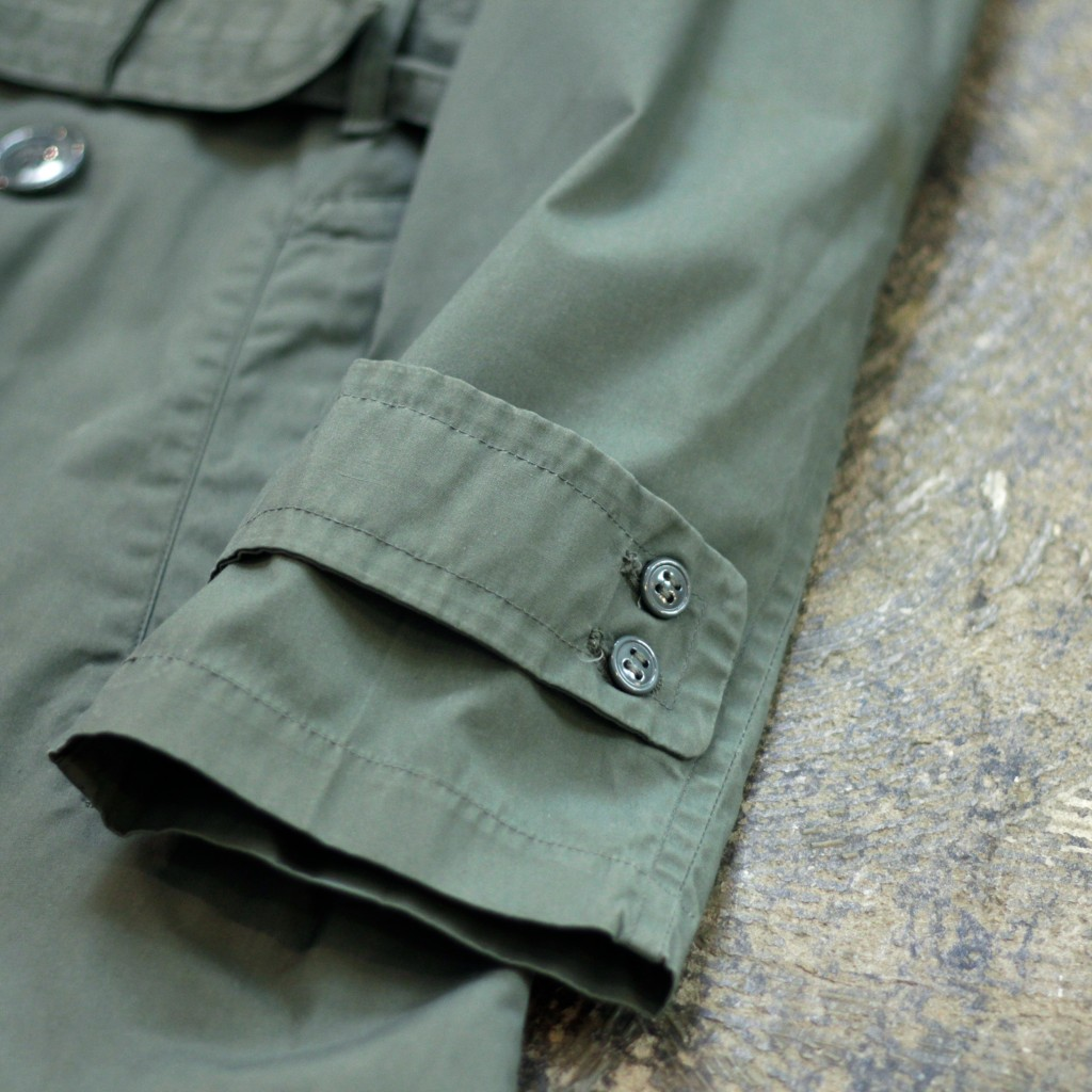 MARC JACOBS SURPLUS Military Trench Coat