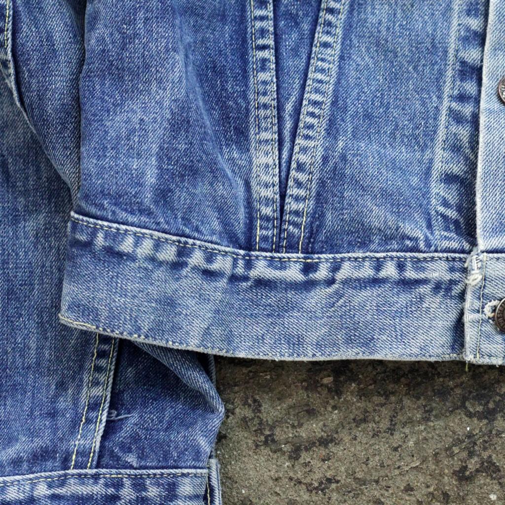 LEVI'S Vintage 60′s 558xx 3rd Type Jean Jacket