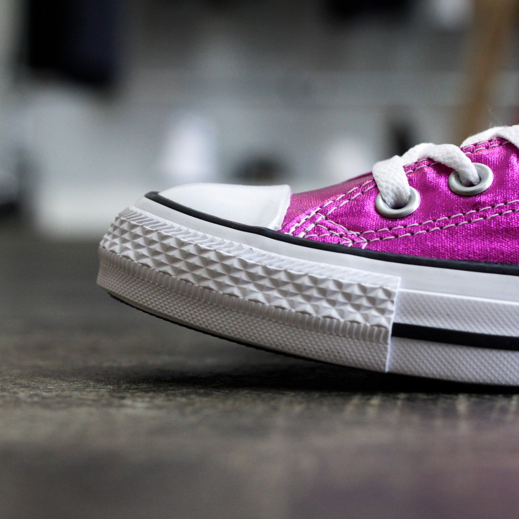 "CONVERSE All Star Low ""METALLIC"""