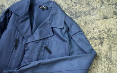 "A.P.C. French Military ""F2″ Jacket"