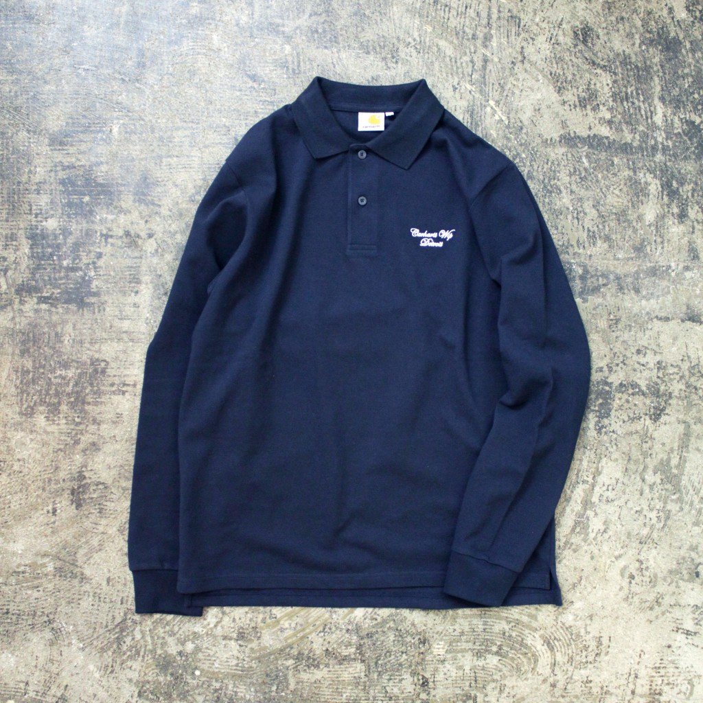 Carhartt W.I.P Long Sleeve Polo Shirt