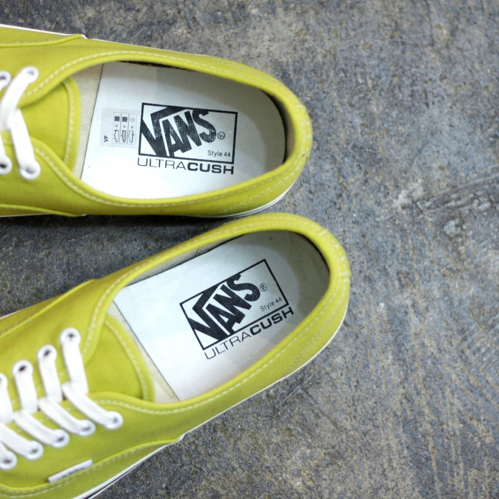 "VANS Authentic 44 DX ""ANAHEIM FACTORY PACK"""