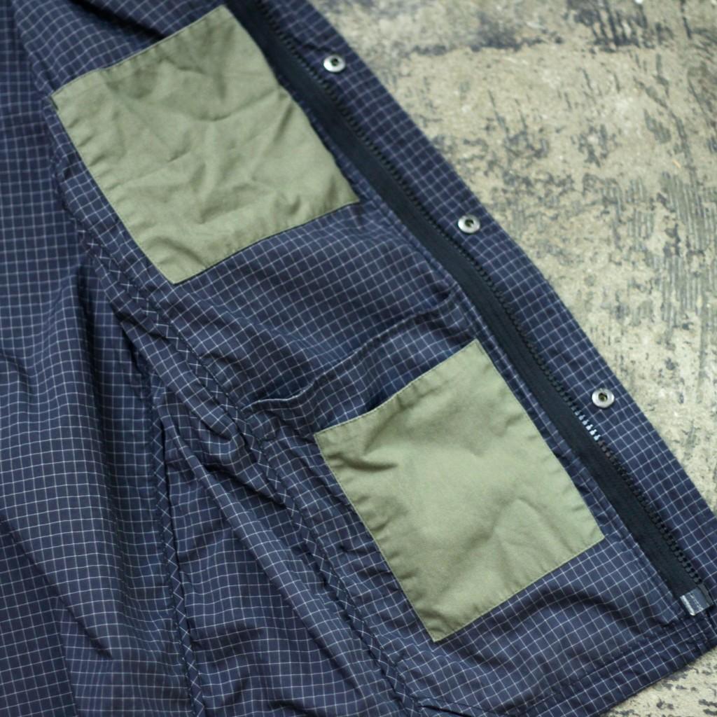 JACK SPADE Grid Nylon Light Jacket