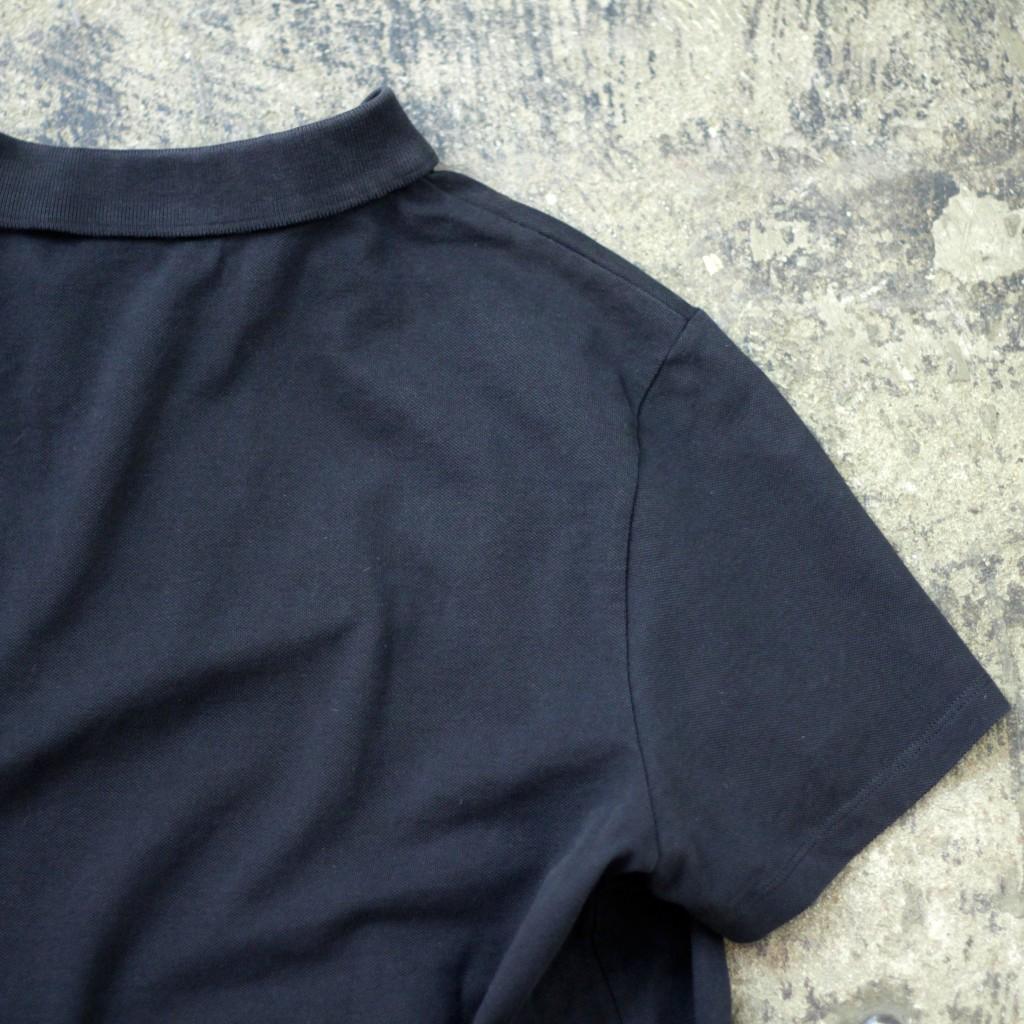 A.P.C. Emblem Polo Shirt