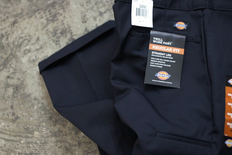 Dickies 8038 Multi-Use Cell Phone Pocket Work Pant